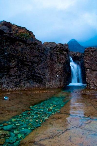 Cascate - Scotland