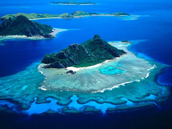 Mamanuca Islands - Fiji, luoghi più belli e mozzafiato del mondo