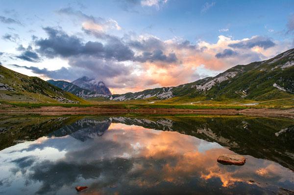 Workshop Mountain Landscape, Gran Sasso, fotografia di paesaggio
