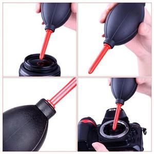 Come pulire la lente di un obiettivo, tecnica fotografica