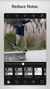 Adobe Photoshop Express, filtri fotografici