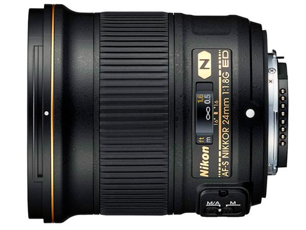AF-S Nikkor 24mm