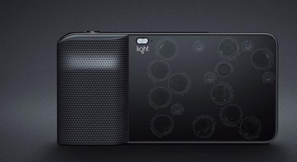 Light L16, rumors, fotocamera, 52megapixel, 16 obiettivi