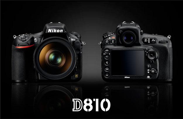 Aggiornamento firmware Nikon D810