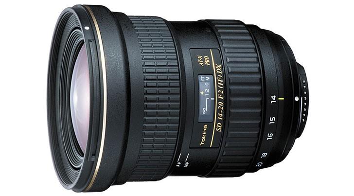 Tokina AT-X SD 14-20mm, novità