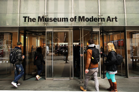 MoMA museum