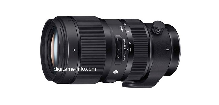 Sigma 50-100mm, rumors