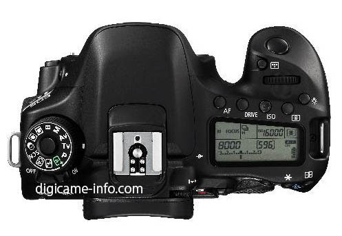 Canon EOS 80D, rumors