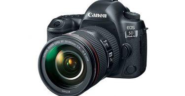 Nuova Canon 5d Mark IV