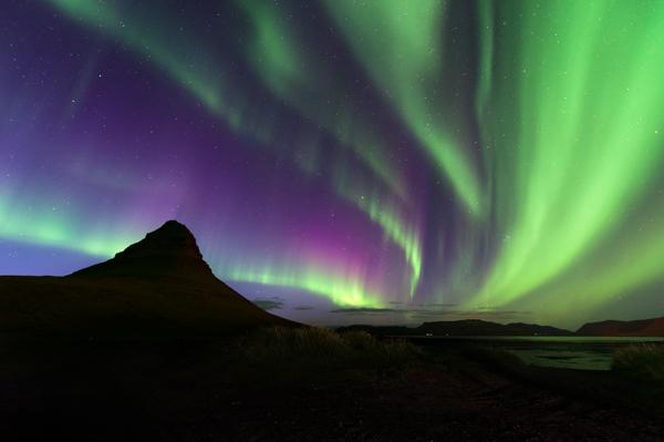 Come fotografare l'aurora Boreale, The northern light, tecnica fotografica