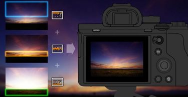 Digital Filter, Sony, Mirrorless, applicazioni