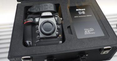 Nikon, anniversario, 100