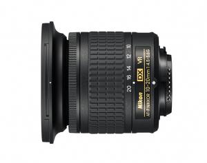 AF-P DX NIKKOR 10–20mm f/4.5-5.6G VR