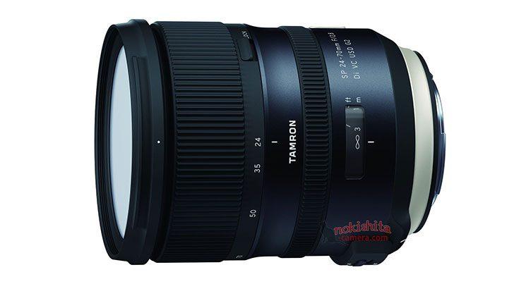 Tamron 24-70mm f/2.8 DI VC USD G2, rumors