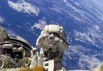 Nikon D5 nello spazio