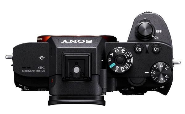 Sony a7R III, mirrorless, full-frame