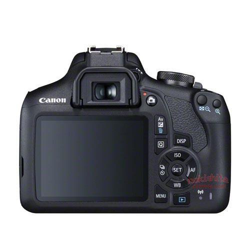 Canon EOS 2000D, rumors