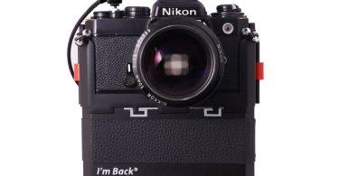 i'm back, nikon 35mm, reflex analogiche
