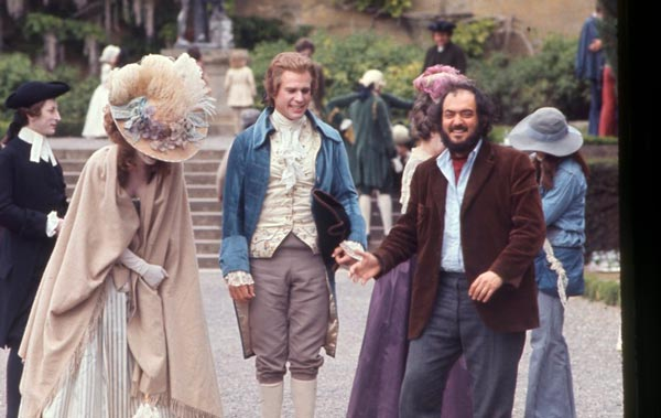 Stanley Kubrick, Carl Zeiss, barry lyndon