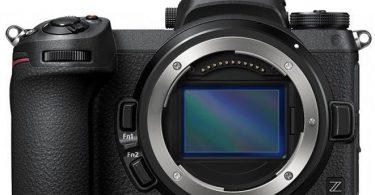 Nikon mirrorless full-frame