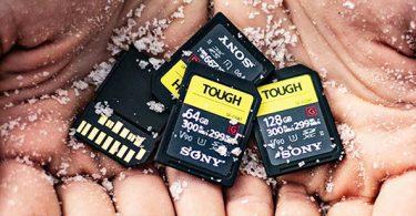 Sony SD Tough