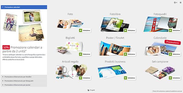 Saal Digital, metacrilato, Alluminio dibond, stampa digitale, stampa online, software