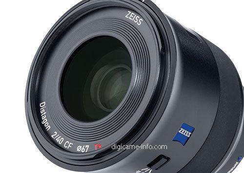 Batis 40 mm CF f2, mirrorless fullf-rame Sony