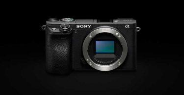 Sony a6400, mirrorless