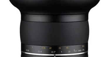 Samyang XP 10mm f 3.5