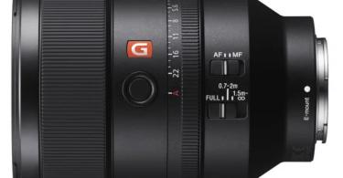 Sony FE 135mm f1.8 G