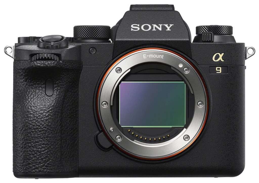 Sony A9 II, mirrorless